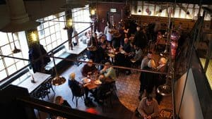 busy restaurant magic