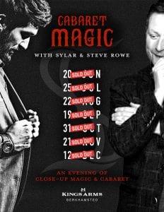 Magic Cabaret Show