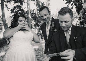 magic for bride