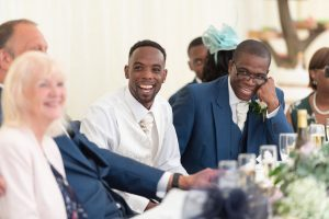 top table laughter